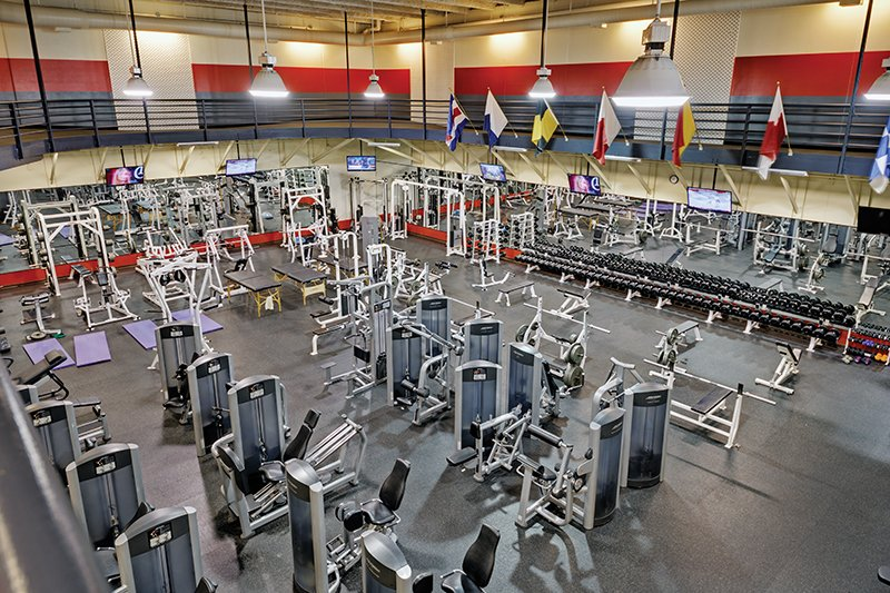 Fitness Club: View Photo